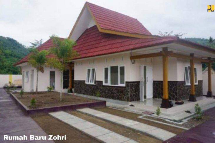Inilah rumah baru sprinter nasional Lalu M Zohri