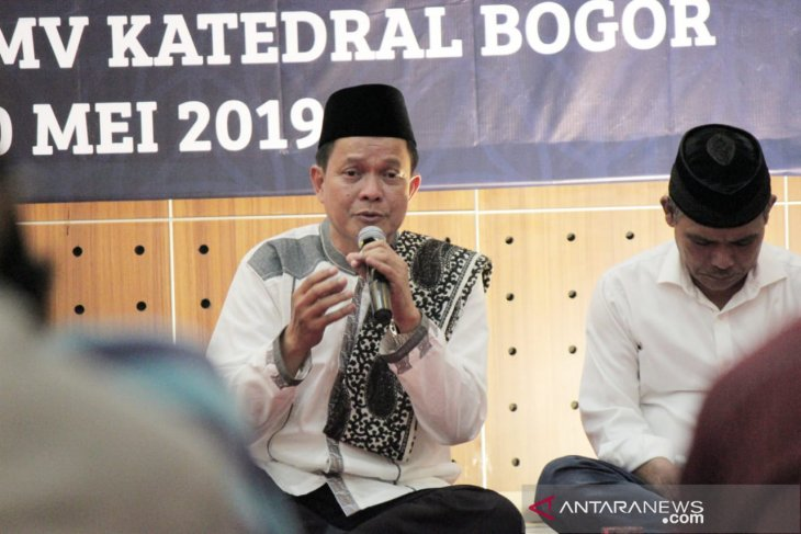 Ketua MUI Bogor anggap aksi 22 Mei hal yang mudarat