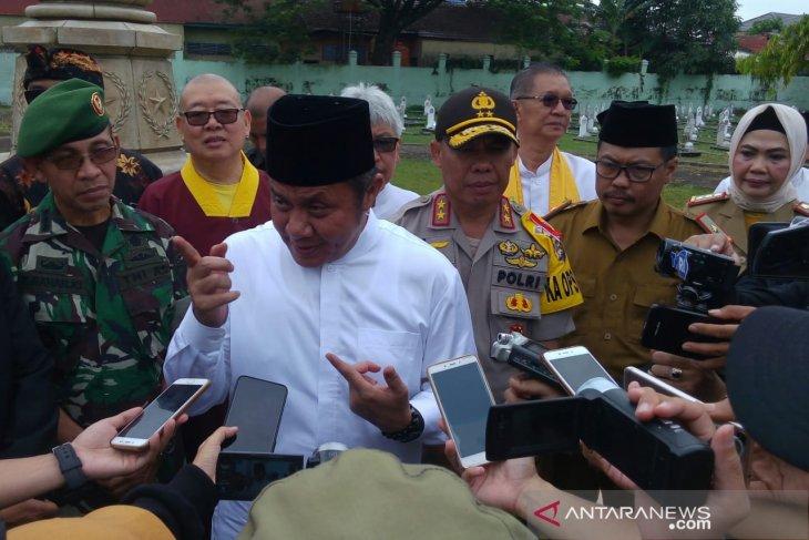 Gubernur minta tim secepatnya selesaikan kasus SMA Taruna Palembang