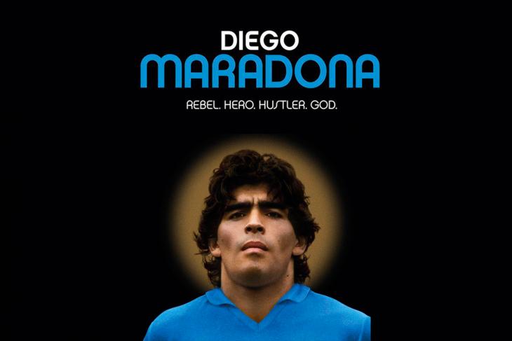 Maradona marah dan akan boikot film dokumentasi dirinya