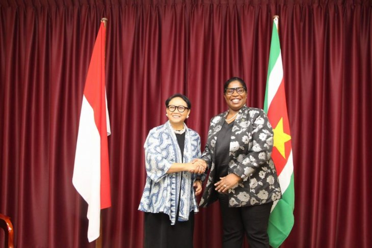 Indonesia, Suriname agree to boost economic partnership
