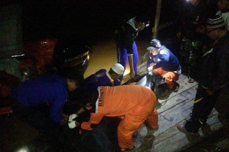 Basarnas akhirnya temukan dua korban  tenggelam di Sungai Batanghari