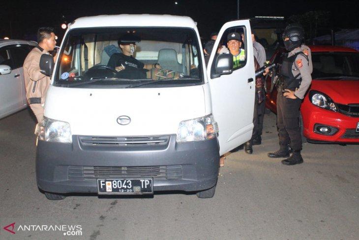 Operasi Cipta Kondisi untuk cegah mobilisasi massa dari Sukabumi ke Jakarta
