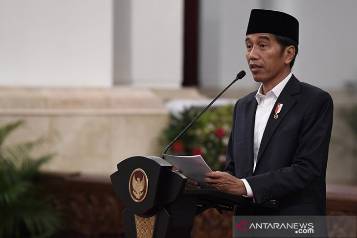 President Jokowi keen to intensify cooperation with UK