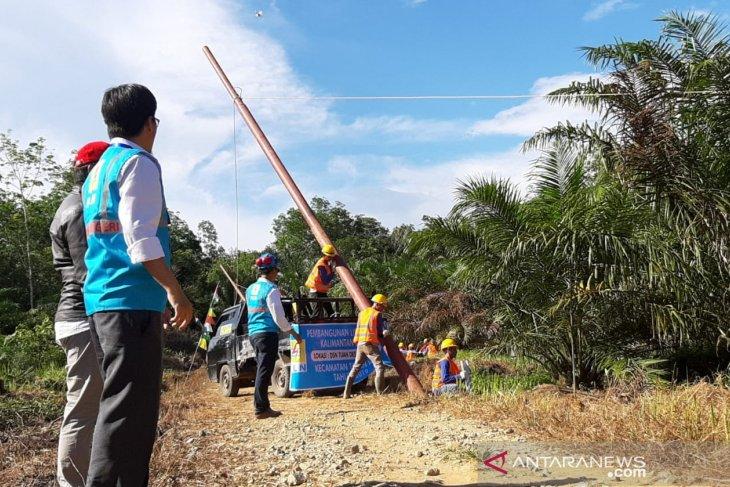 Bupati Paulus dukung Program Listrik Desa PLN