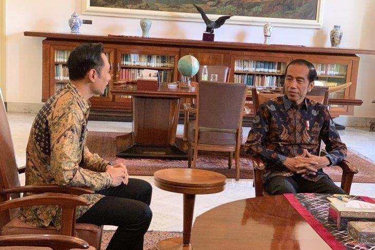 SBY menelepon Jokowi untuk sampaikan ucapan selamat