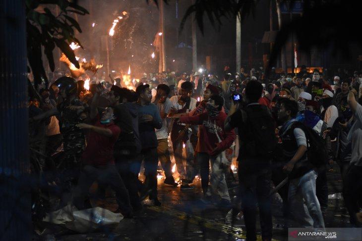 Polisi sebut dua kaliber proyektil ada dalam tubuh korban kericuhan 22 Mei