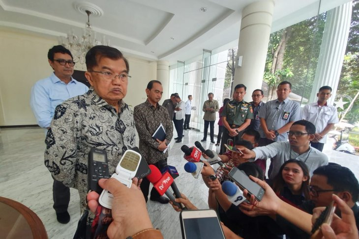Kalla invites well-known persons to discuss Indonesia's situation