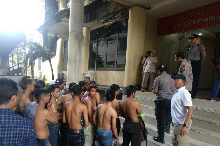 Polda Kalbar amankan 38 orang terkait kericuhan di Pontianak
