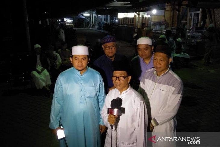 Jenazah Ustadz Arifin Ilham akan dua kali dishalatkan di dua lokasi di Bogor