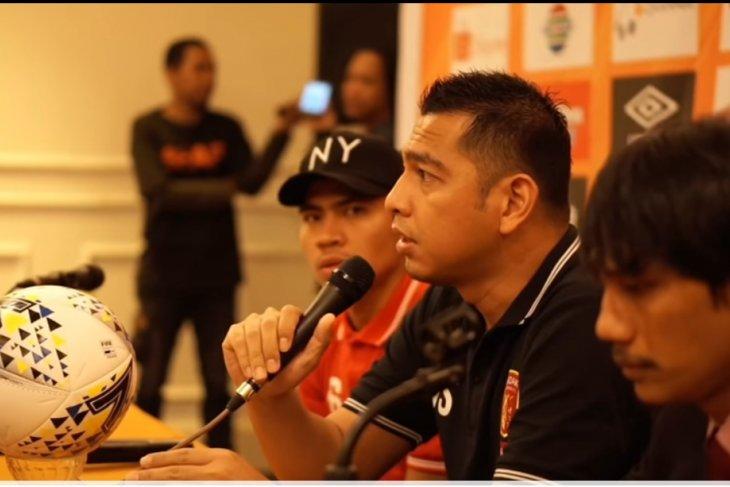 Pelatih minta pemain Badak Lampung bermain