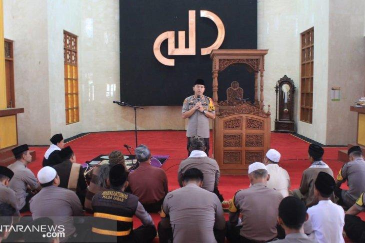 Polres Sukabumi Kota gelar doa bersama untuk Indonesia aman