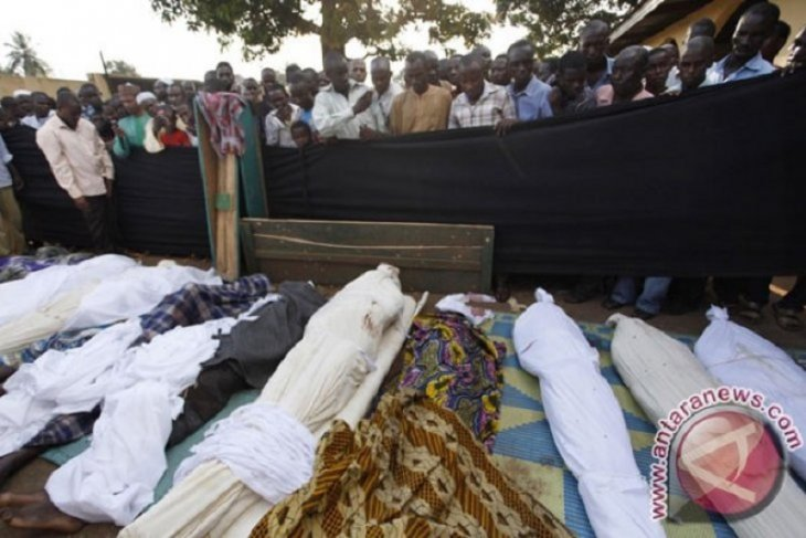 Penjaga perdamaian PBB tewas akibat serangan di  Afrika Tengah