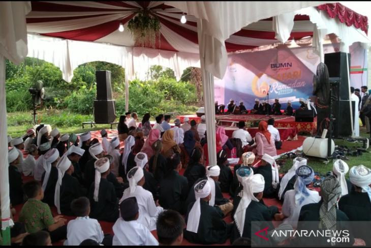 BUMN bagikan 34 ribu Quran untuk 34 provinsi