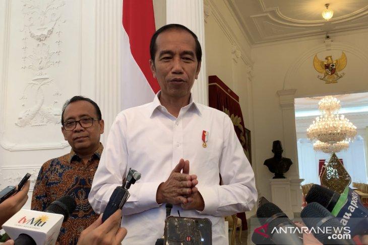 Jokowi membuka diri bertemu Prabowo untuk dinginkan suasana