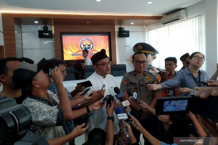 Dirut Dompet Dhuafa datangi Mabes Polri bahas kasus pemukulan