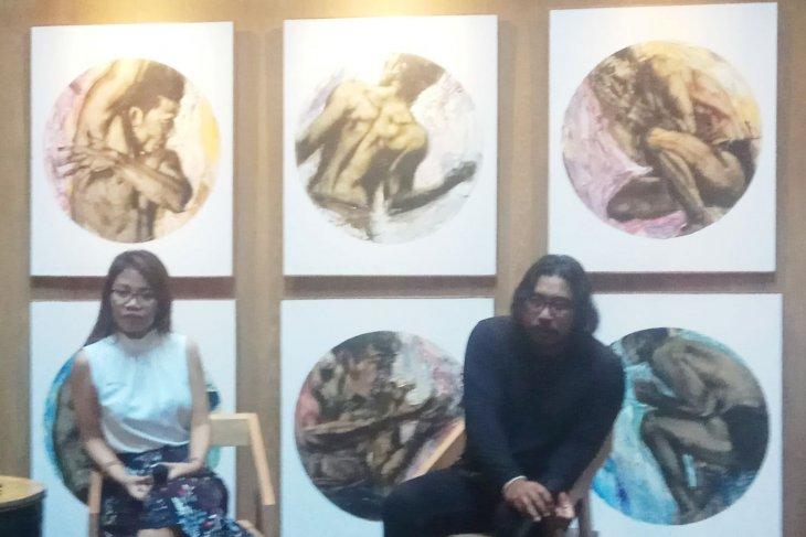 23 Mei-30 Juni, pelukis Ida Bagus Purwa adakan pameran tunggal