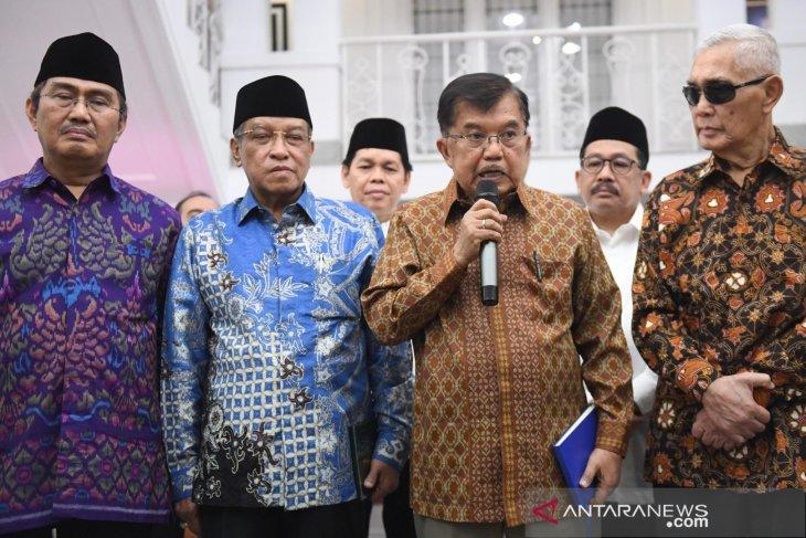 Kata Wapres: Di depan saya, Prabowo perintahkan hentikan aksi massa