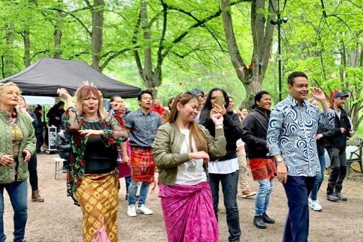 Ragam budaya Indonesia meriahkan Festival Uppsala Swedia