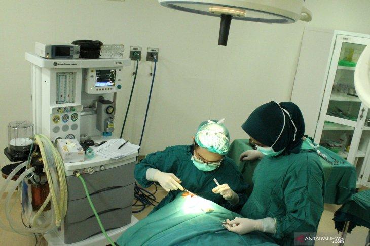 Operasi bibir sumbing terbanyak, Pusdokkes Polri pecahkan rekor MURI