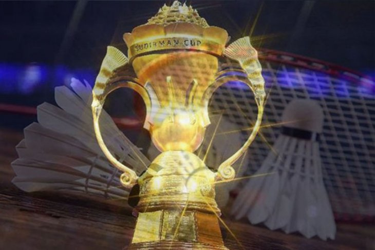 Sejumlah negara diperkuat pemain bintang di Piala Sudirman 2021