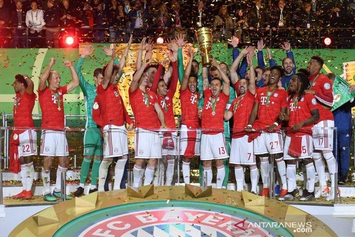 Daftar para juara Piala Jerman