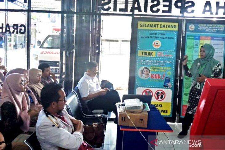 BPJS Kesehatan jalin kerjasama dengan klinik swasta di Nagan Raya