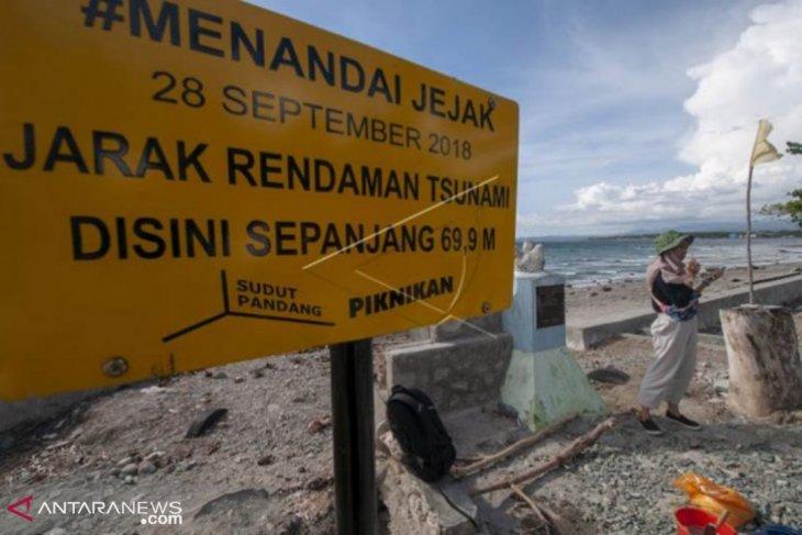 Pembangunan tanggul tsunami 7,2 kilometer Teluk Palu dianggap percuma