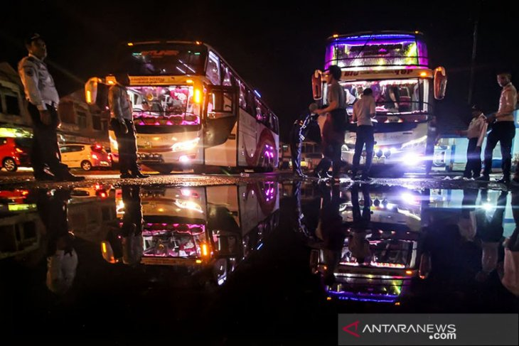 Ram Check angkutan mudik Aceh