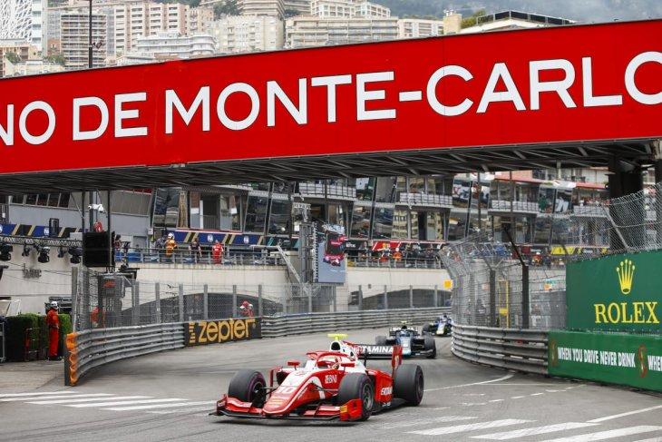 Sean Gelael tak mau terlena di Formula 2 seri Prancis