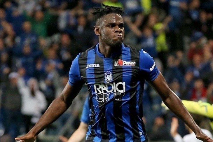 Atalanta cetak sejarah pertama kalinya lolos ke Liga Champions