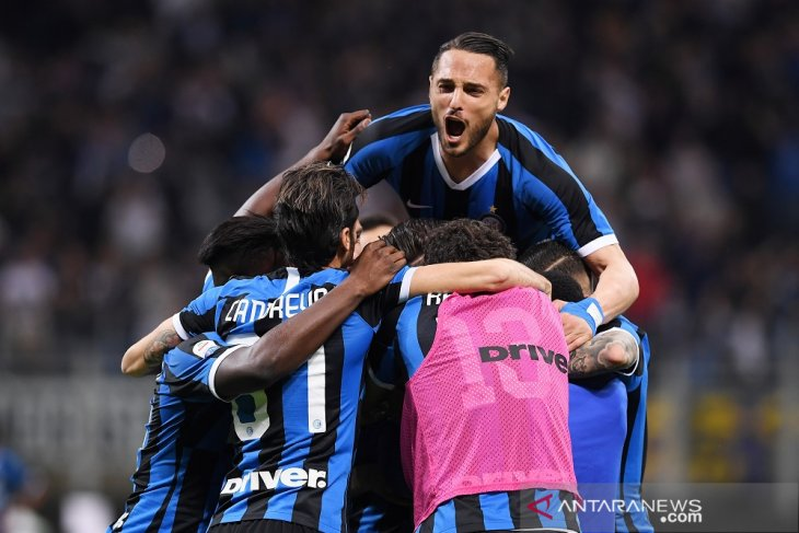 Atalanta dan Inter maju ke Liga Champions, Milan dan Roma ke Liga Europa