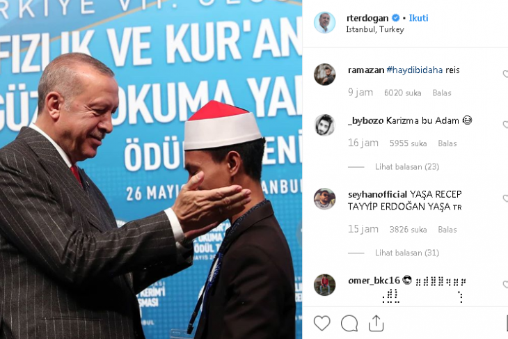 Indonesian wins international Quran recitation contest in Turkey
