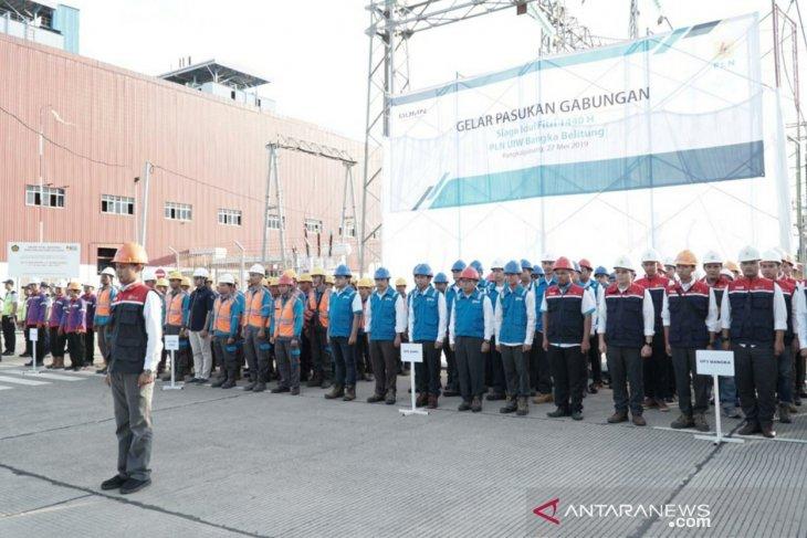 PLN Babel siagakan 779 petugas amankan pasokan listrik jelang Lebaran