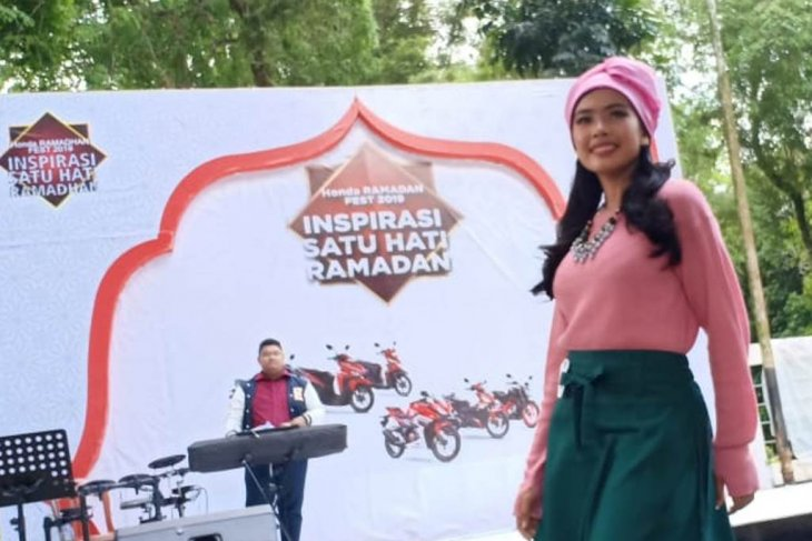 Fashion Show Muslimah warnai Honda Ramadhan Fest 2019