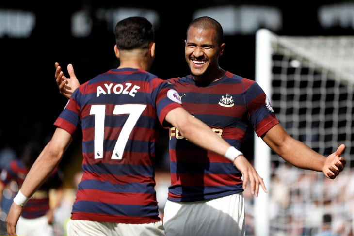 Miliarder Abu Dhabi beli Newcastle United