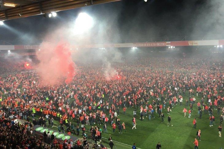 Union Berlin promosi ke Bundesliga, pertama sepanjang sejarah klub berdiri