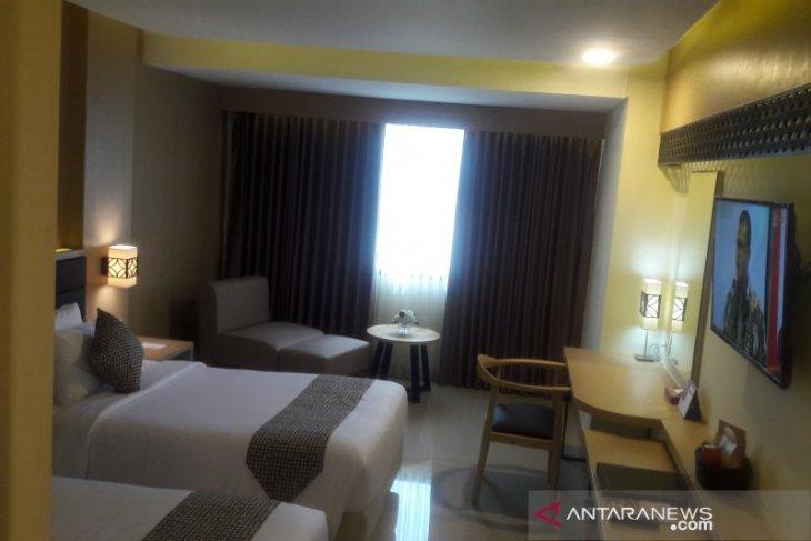 Hunian kamar hotel di Kaltim naik 3,02 Persen
