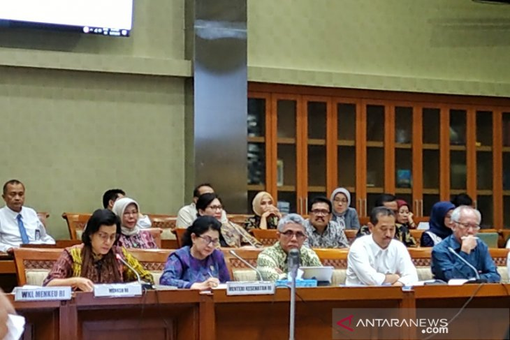 BPJS should streamline management to reduce deficit: Mulyani