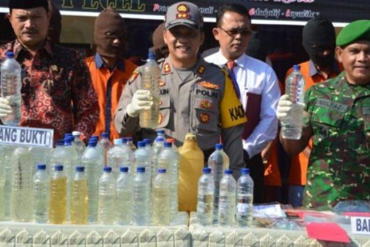 Polres Madiun Kota ungkap 45 kasus selama Operasi Pekat Semeru