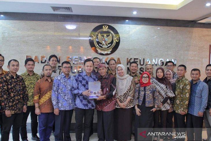 Pemkot Bogor kembali pertahankan WTP untuk ketiga kalinya