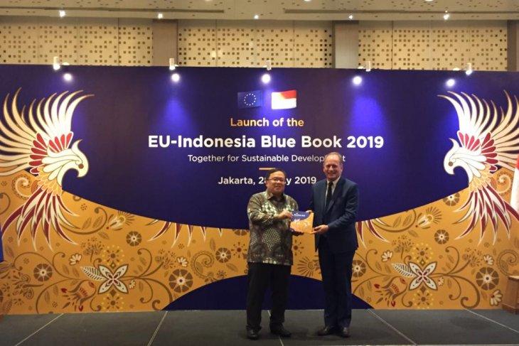 Indonesia-EU agrees to fulfill 2030 Sustainable Development Agenda