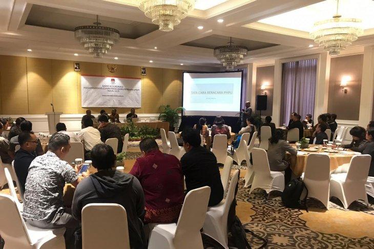 KPU Bali siapkan data hadapi gugatan di MK