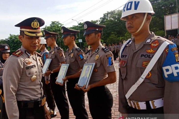 Terlibat narkoba, tiga personel polisi di Polres Nagan Raya dipecat
