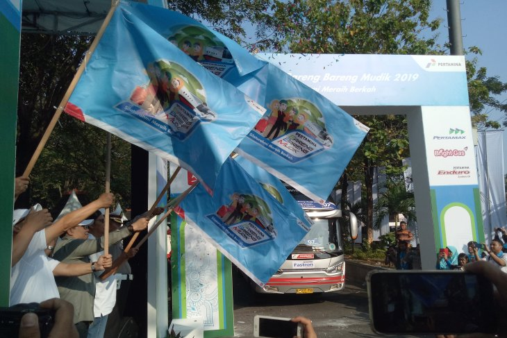 Pertamina to offer free rides to 15 thousand homebound travelers