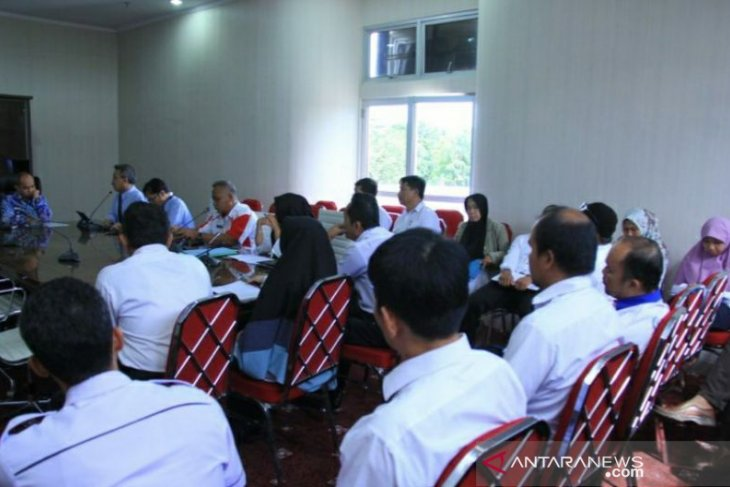 Wali Kota Pangkalpinang minta DAK Fisik tahun 2019 dapat direalisasikan