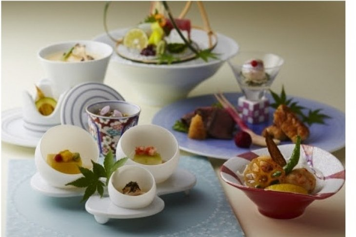 Keio Plaza Hotel Tokyo introduces the 400 years history of Japan's traditional art