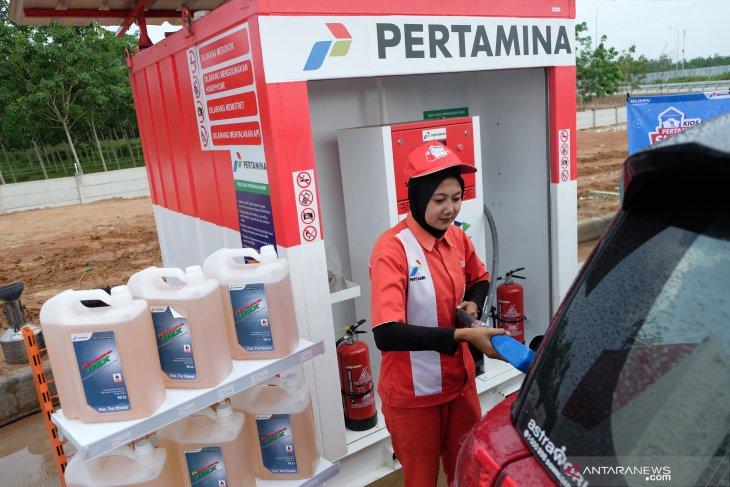 Pertamina to augment fuel supply along Trans Sumatra toll road