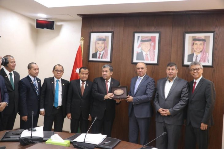 Indonesian parliamentary delegation's visit to Jordan to forge ties