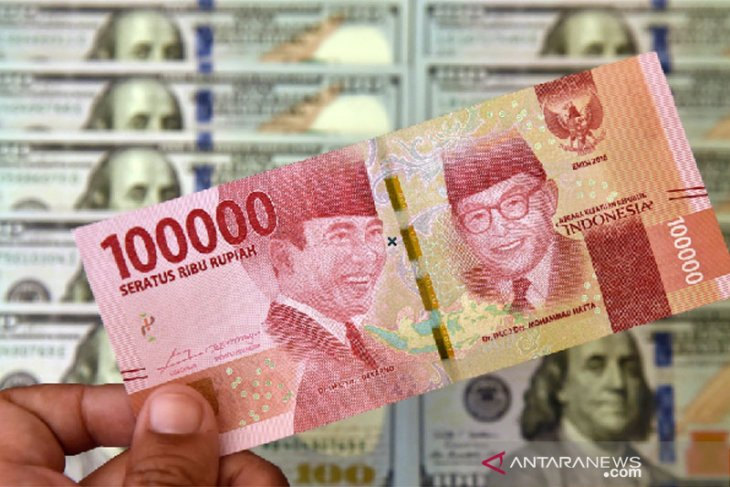 Rupiah projected to appreciate before year-end holidays